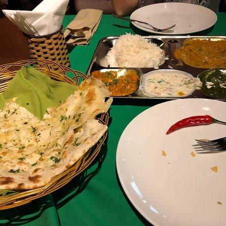 Ganesh Indian Restaurant: Essen