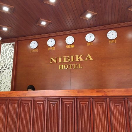 Nibika Front Desk