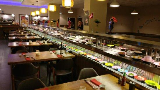 kinesisk restaurant holstebro den røde plads