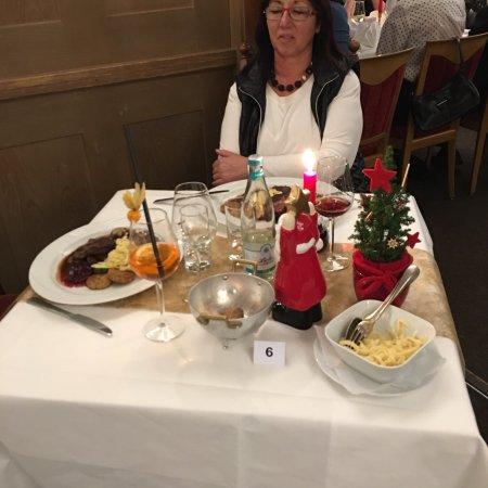 Www Restaurant Hotel Lowen Zell Wiesental Deutschland