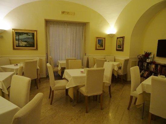 Plaza Hotel: Sala colazioni