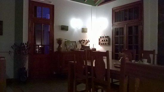 Rio Colorado, Argentina: Dining room