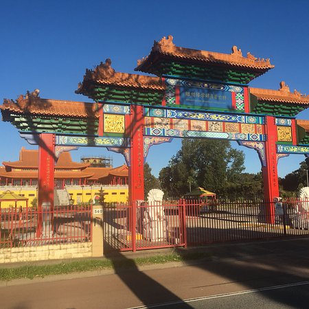 Springvale, Австралия: Bright Moon Buddhist Society