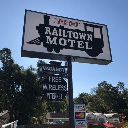 Jamestown Railtown Motel : photo1.jpg