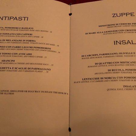 Quattro Gastronomia Italiana Miami Beach Fl