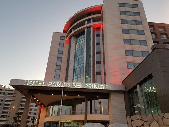Hotel Parco Dei Principi Bari Spa