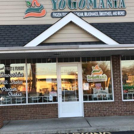 Medford, Estado de Nueva York: YogoMania
