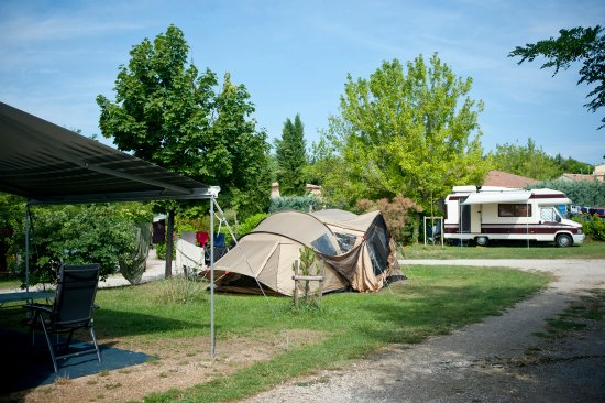 Camping Forcalquier Photo