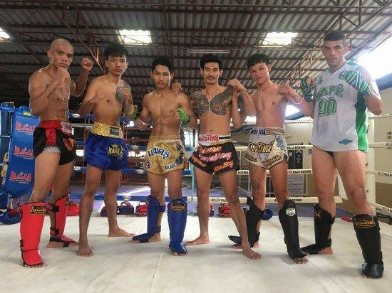 Prianan & Pumpanmuang Muay Thai Gym