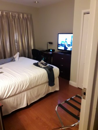 Potret Boston Hotel Buckminster