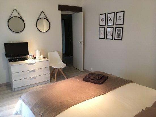 Chaumes En Brie, Francia: Chambre Duo - 1er étage