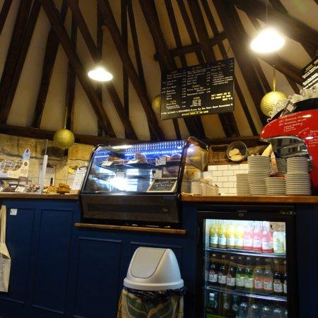 The Perky Peacock Coffee Shop: photo2.jpg