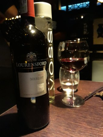 Hakkasan: An exquisite wine