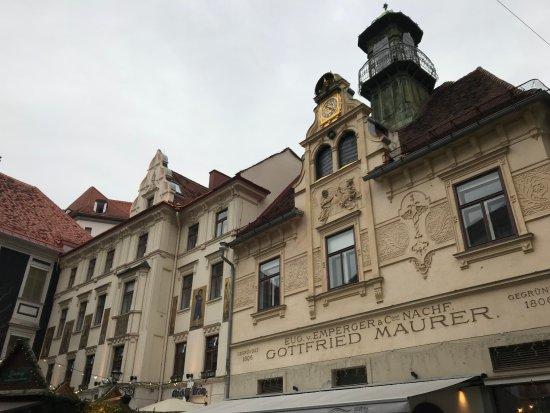 Hauptplatz : panoramica