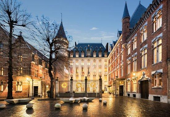 Hotel Dukes Palace Bruges Belgium