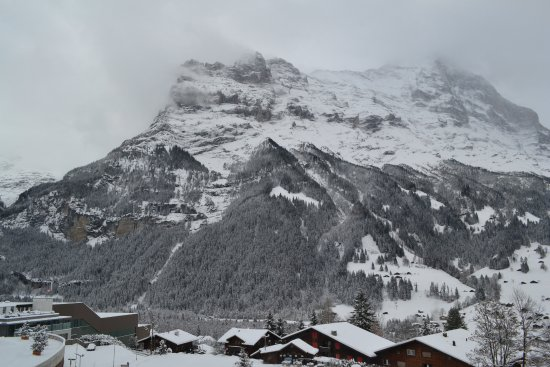 Hotel Kreuz & Post: Amazing View