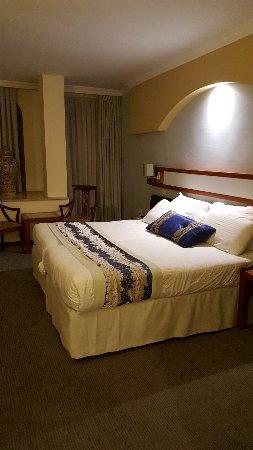 Mount Zion Hotel: citadel standard room