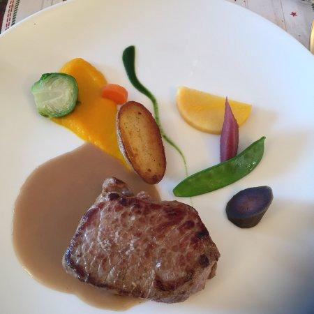 Restaurant Le Coude Labergement Sainte Marie