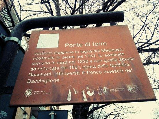 Passerella di San Benedetto