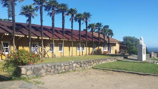 Parque Pedro del Rio Zanartu: Casarão do Museu