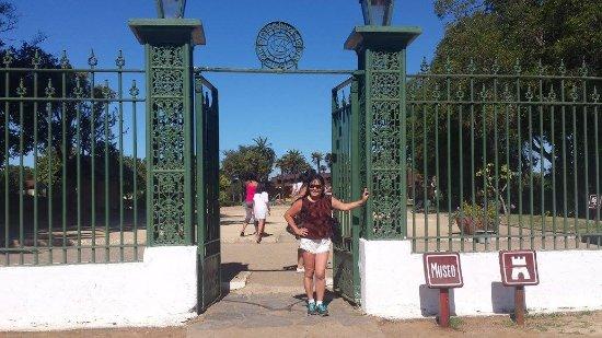 Parque Pedro del Rio Zanartu: Portão de Entrada do Museu