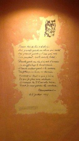 La Citation De Maupassant Photo De Maison Fournaise