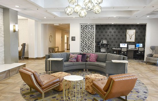 Homewood Suites by Hilton - Greenville : Lobby