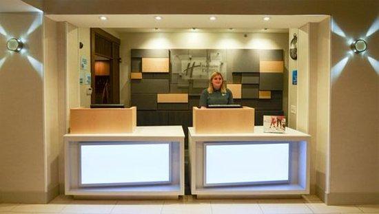 Meeting room – Holiday Inn Express Pittsburgh-Bridgeville, Bridgeville fényképe - Tripadvisor