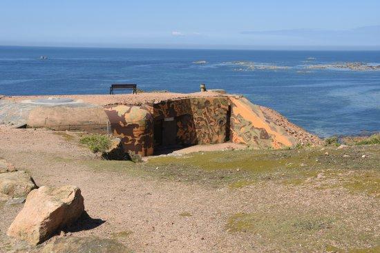 Corbiere Lighthouse (La Corbiere): GERMAN WWII BUNKER