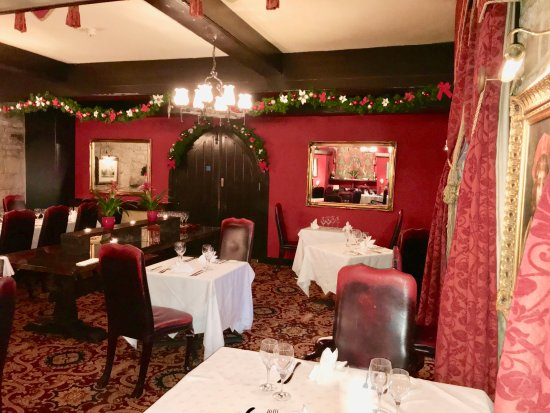 Langley Castle Restaurant: The Dining Room