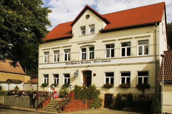 Mucheln, Germany: gemütlich und gut