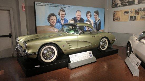Hickory Corners, MI: 1958 Chevrolet Corvette