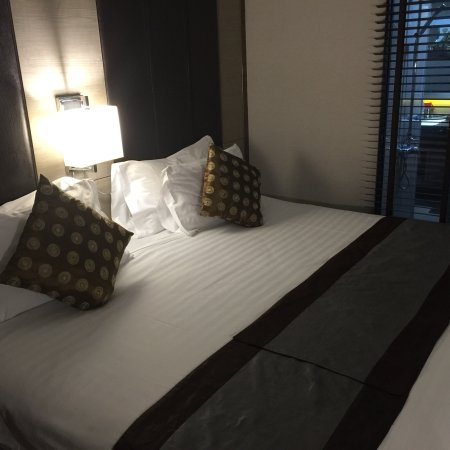 Grand Swiss Sukhumvit 11 by Compass Hospitality: Great central location within steps of shopping and the BTS LINE.