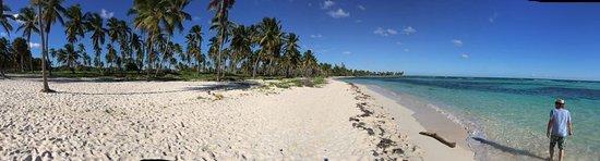 Bayahibe, Dominican Republic: Pirates of the caribbean strand