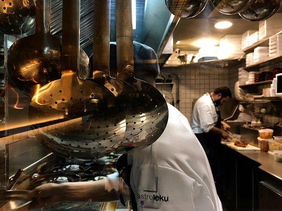 148 Gastroleku: Cocina