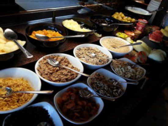Hotel Pomme d'Or : HEALTHY OPTION