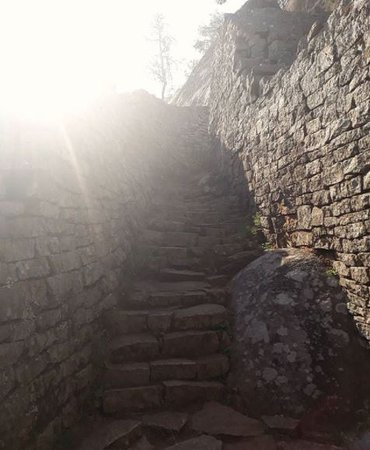 Explore the iconic Great Zimbabwe by foot