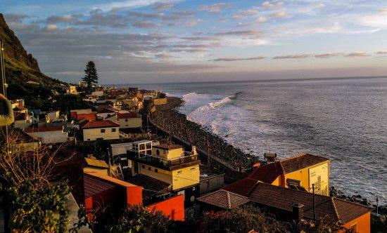 Paul do Mar Sea View Hotel, view