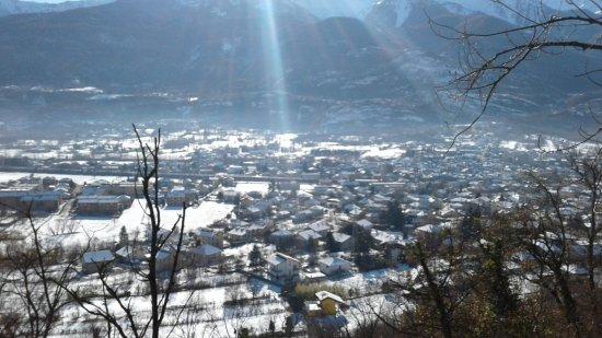 Chianocco, Italie : Fraz. Baritlera