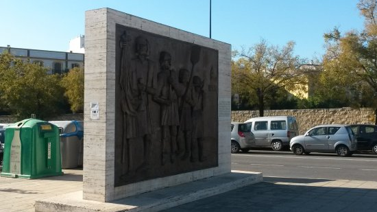 Monumento a los marineros de Triana
