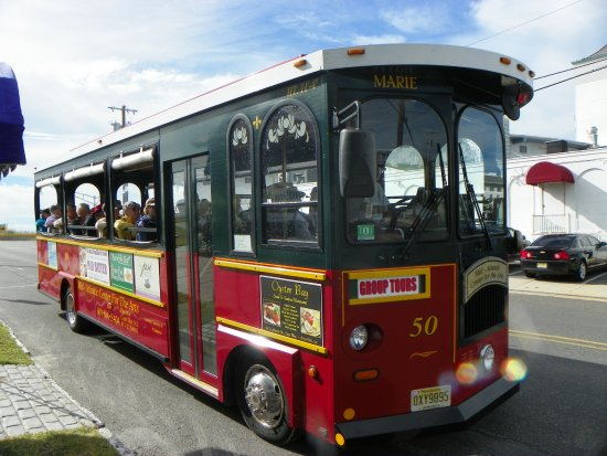 Cape May Trolley Tours