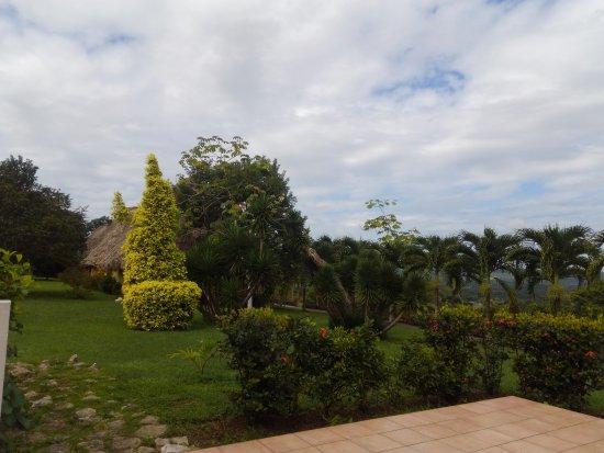 Casa del Caballo Blanco: View from main house (common area)