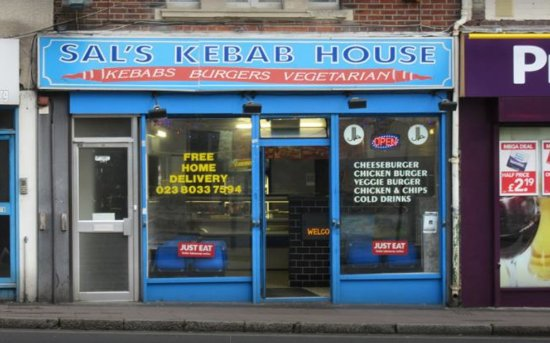 Sals Kebab House Southampton Restaurant Reviews Photos