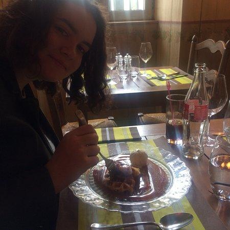 Restaurant Ermitage Saint Antoine Barbizon