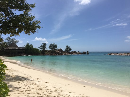 Constance Lemuria: One of hotel beaches