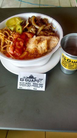 Paranaiba, MS: El Guapo comida caseira em Paranaíba. Oferecemos ambiente climatizado, self service, por quilo,