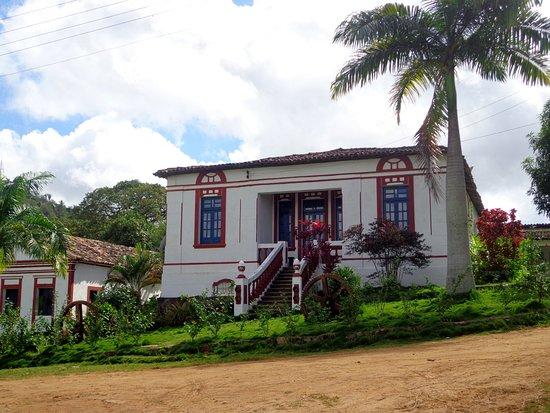 Serraria: Casa Grande