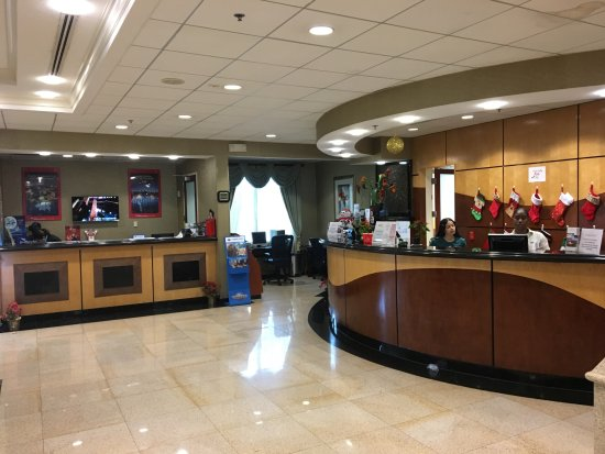 Radisson Hotel Orlando - Lake Buena Vista: Lobby