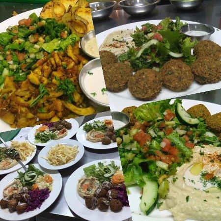 Image result for falafel bar mediterranean cuisine tamarindo