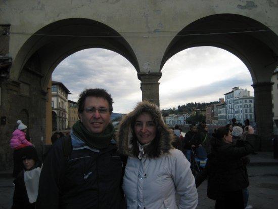 Ponte Vecchio: Detalhe